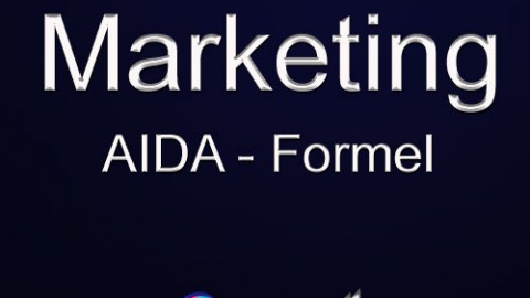 AIDA – Formel, Marketing