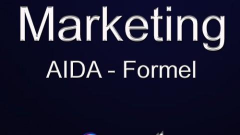 AIDA – Formel, Marketing