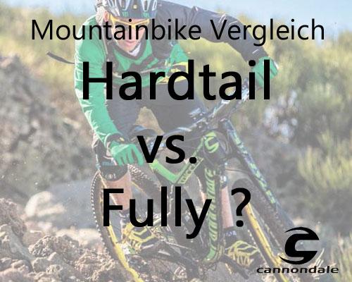 Cannondale Hardtail oder Vollgefedert (Fully) MTB ? - Conwide – Community-Kontakt-Portal
