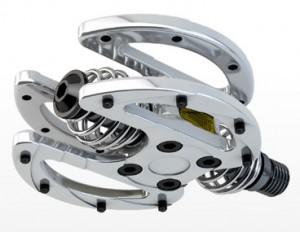 Pedalsystem Bioconform Fahrrad - Alternative bei Schmerzen