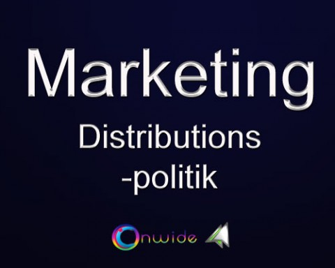 Distributionspolitik, Marketing
