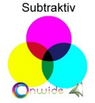 Subtraktive Farbmischung - Conwide, Community Kontakt Portal