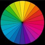 24 Teiliger Farbkreis - Conwide, Community Kontakt Portal