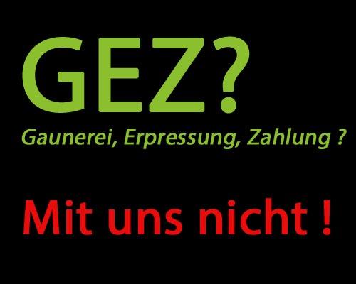 GEZ Abzocke - Conwide, Community Kontakt Portal Dating