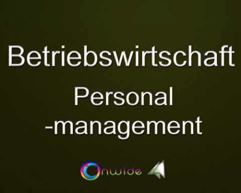 Personal Entscheidungen, Management