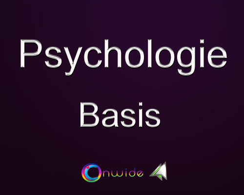 Psychologie Basis - Conwide, Community Kontakt Portal