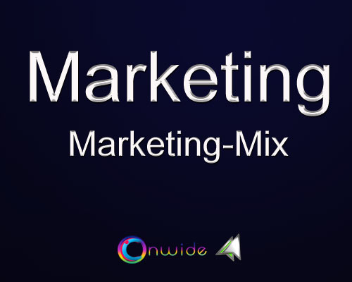 Marketing Mix, 4ps - Conwide, Community-Kontakt-Portal