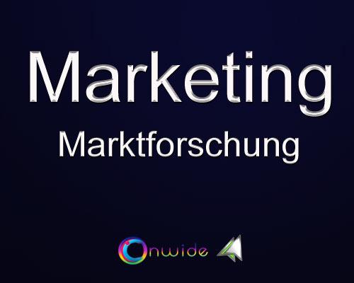 Marktforschung - Conwide, Community-Kontakt-Portal
