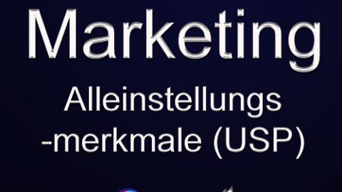 Alleinstellungsmerkmale (USP), Marketing