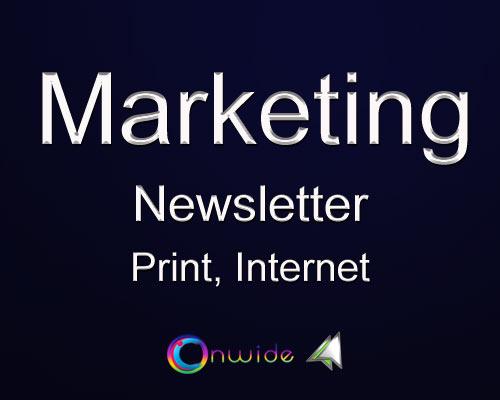 Newsletter, Print, Internet - Conwide, Community-Kontakt-Portal