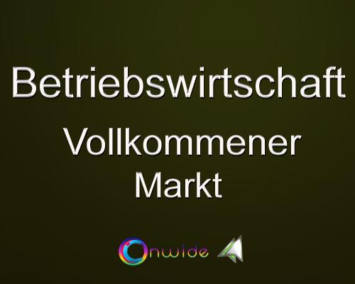 Vollkommener Markt - Conwide, Community Kontakt Portal