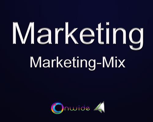 Marketing Mix, 4ps - Conwide, Community-Kontakt-Portal