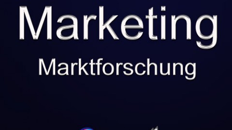 Marktforschung, Marketing