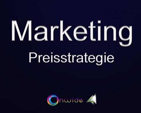 Preisstrategie, Produkt vermarkten?